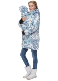 """Куртка для беременных зимняя 3 в 1 """"Мадейра"""""""