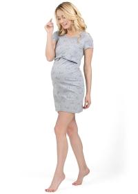 """Платье для беременных и кормящих домашнее """"ПХ04"""""""
