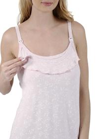 """Ночная сорочка для беременных и кормящих """"Альбертина"""""""
