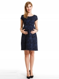 Вечернее платье для беременных и кормящих Echo