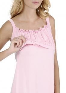"""Ночная сорочка для беременных и кормящих """"Ливия"""""""